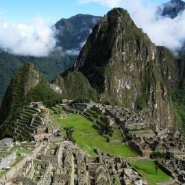 Съемка цикла передач в Перу и Боливии